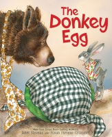 Jacket Image For: The Donkey Egg