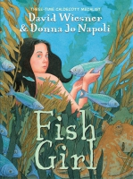 Jacket image for Fish Girl
