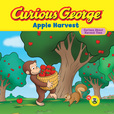 Jacket Image For: Curious George Apple Harvest
