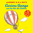 Jacket image for Curious George and the Hot Air Balloon