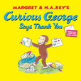 Jacket image for Curious George Says Thank You