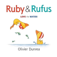 Jacket Image For: Ruby & Rufus
