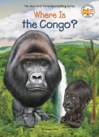 Jacket Image For: Where Is the Congo?