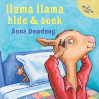 Jacket Image For: Llama Llama Hide & Seek