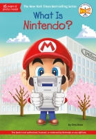 Jacket Image For: What Is Nintendo?