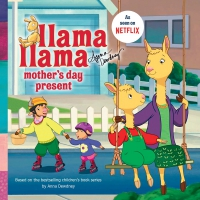 Jacket Image For: Llama Llama Mother's Day Present