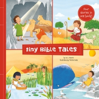 Jacket Image For: Tiny Bible Tales
