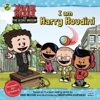 Jacket Image For: I Am Harry Houdini