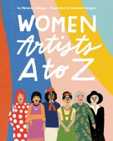 Jacket image for Women Artists A to Z