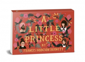 Jacket Image For: Penguin Minis: A Little Princess