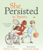 Jacket Image For: She Persisted in Sports