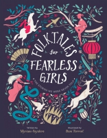 Jacket Image For: Folktales for Fearless Girls