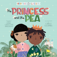 Jacket Image For: The Princess and the Pea