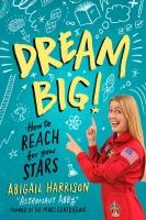 Jacket Image For: Dream Big!