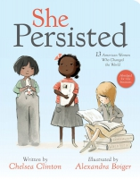 Jacket Image For: She Persisted