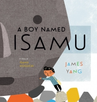 Jacket Image For: A Boy Named Isamu