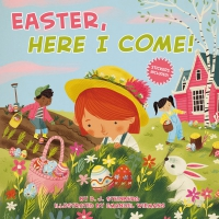 Jacket Image For: Easter, Here I Come!