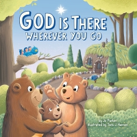 Jacket Image For: God Is There Wherever You Go