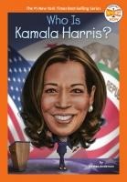 Jacket image for Who Is Kamala Harris?