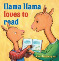 Jacket Image For: Llama Llama Loves to Read