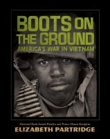 Jacket Image For: Boots on the Ground: America's War in Vietnam