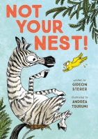 Jacket Image For: Not Your Nest!