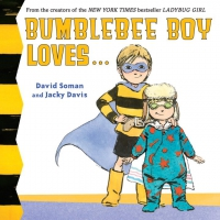 Jacket Image For: Bumblebee Boy Loves...