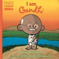 Jacket Image For: I am Gandhi