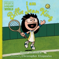Jacket Image For: I am Billie Jean King