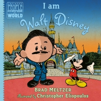 Jacket Image For: I am Walt Disney