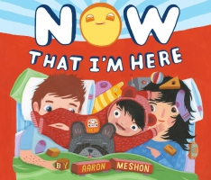 Jacket Image For: Now That I'm Here