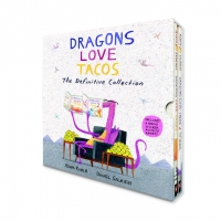 Jacket Image For: Dragons Love Tacos: The Definitive Collection