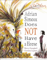 Jacket Image For: Adrian Simcox Does NOT Have a Horse