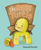 Jacket Image For: The Box Turtle