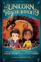 Jacket Image For: The Unicorn Rescue Society: The Basque Dragon