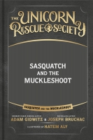Jacket Image For: The Unicorn Rescue Society: Sasquatch and the Muckleshoot