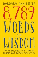 Jacket Image For: 8,789 Words of Wisdom