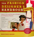 Jacket Image For: The Fashion Designer's Handbook and Kit
