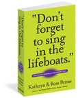 Jacket image for Don't Forget to Sing in the Lifeboats
