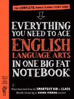Jacket Image For: Everything You Need to Ace English Language Arts in One Big Fat Notebook