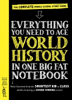 Jacket Image For: Everything You Need to Ace World History in One Big Fat Notebook