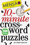Jacket Image For: Mensa 10-minute Crossword Puzzles