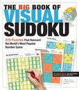Jacket Image For: The Big Book of Visual Sudoku