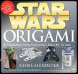 Jacket Image For: Star Wars Origami