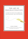Jacket Image For: The Art of Procrastination
