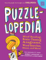 Jacket Image For: Puzzlelopedia