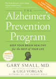 Jacket Image For: The Alzheimer's Prevention Program
