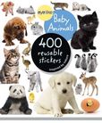 Jacket Image For: Eyelike Stickers: Baby Animals