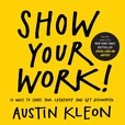 Jacket Image For: Show Your Work!