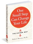 Jacket image for One Small Step Can Change Your Life